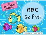 Alphabet Go Fish Take-Home Game