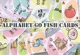 Alphabet Go Fish (with boom cards)