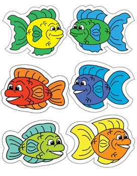 Alphabet - Going Fishing