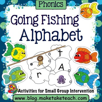 Alphabet - Going Fishing
