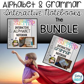 Alphabet & Grammar Notebook (BUNDLE)