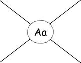 Alphabet Graphic Organizers 1