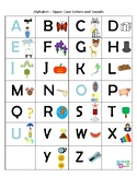Alphabet Guide Page