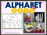 Alphabet HATS- craft
