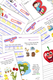 Alphabet HUGE SUPER PACK! 232 Pages! Activities, Flashcard