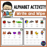 Alphabet Letters and Tracing - Alphabet Letters Worksheets
