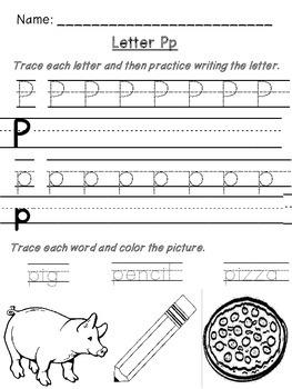 Alphabet Handwriting Aa-Zz