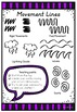 Alphabet & Letter Formation Assessment and Warm Up Task Cards