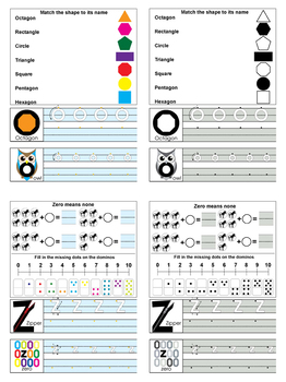 Alphabet Handwriting Bundle