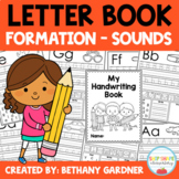 Alphabet Handwriting Letter Pages
