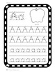 Alphabet Handwriting Packet