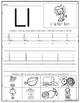 Alphabet ABC Handwriting Practice Pages
