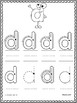Alphabet Tracing and Penmanship