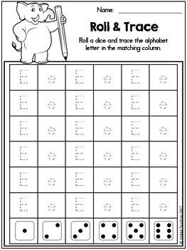 Alphabet Handwriting (FREE)