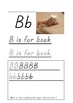 Alphabet Handwriting Worksheets differentiated K to 1