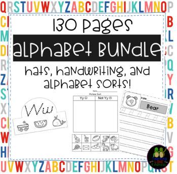 Alphabet Hats A-Z