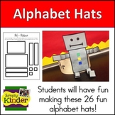 Alphabet Hats, Alphabet Crowns