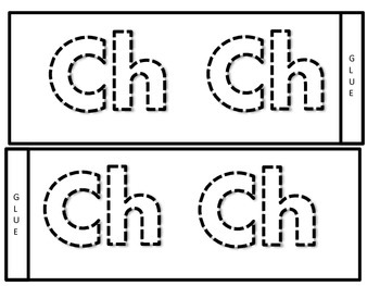 Alphabet Hats in Spanish