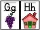 Alphabet Headers / Word Wall Word headers