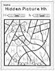 Alphabet Hidden Pictures by Kinder League