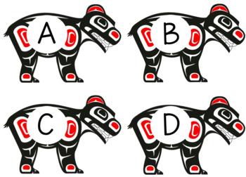 Alphabet Hide and Seek