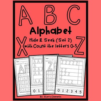 Alphabet Trace and Count