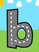 Alphabet Highway - Letters
