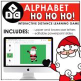 Alphabet Ho Ho Ho!
