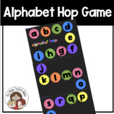 Alphabet Hop Game