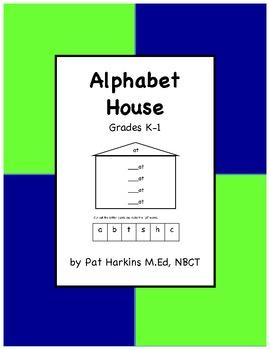 Alphabet House K-1
