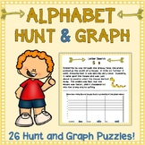 Alphabet Hunt and Graph!