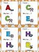 Alphabet I Have Who Has Game