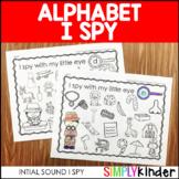 Alphabet I Spy