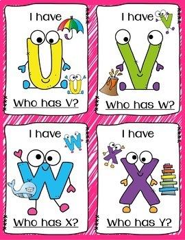 ESL Alphabet I have, who has FREEBIE!!!