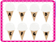 Alphabet Ice Cream - matching capital and lowercase letters