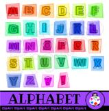 Alphabet Icon Clip Art
