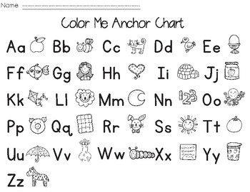 Alphabet Rescue! (For First-Time Learners or RTI)