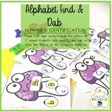 Alphabet Identification Activity