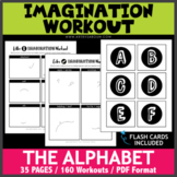 Alphabet Imagination Workout