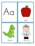 Alphabet Initial Sounds Flashcards - FREE