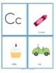 Alphabet Initial Sounds Flashcards - FREE