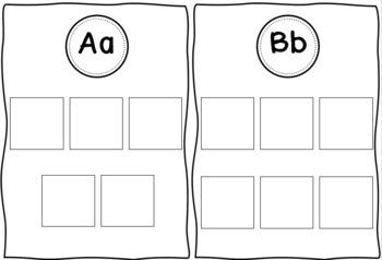 Alphabet Initial Beginning Sound Picture Sort