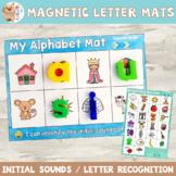 Alphabet / Initial Sound Magnetic Mat