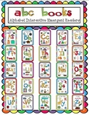Interactive Alphabet Emergent Readers