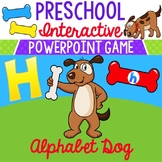 Alphabet Interactive Game (PreSchool & Kinder)