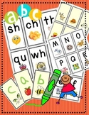 Alphabet: Interactive Letter Tiles (A-Z)
