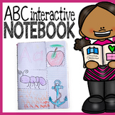 Letter Notebook - Preschool and Kindergarten Approved!