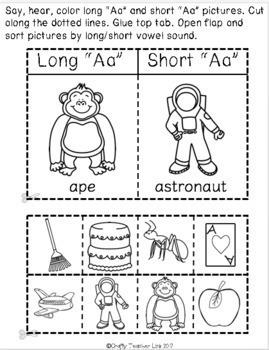 Alphabet Interactive Notebook /Alpha Friends Crafts