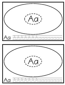 Alphabet Interactive Guided Reading Book
