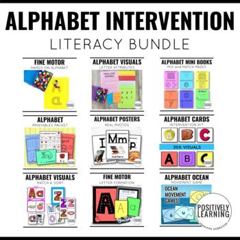 Alphabet Intervention Bundle